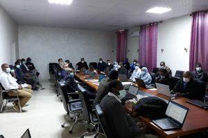 Mobilisation et traitement des données environnementales à l'IMROP