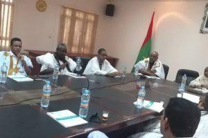 L'IMROP expose aux parlementaires mauritaniens la situation environnementale du milieu marin