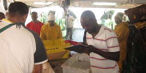 Rapport du troisième Groupe de Travail sur l'évaluation des stocks et des pêcheries mauritaniennes voies de développement et d'aménagement