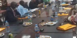 Session ordinaire du Conseil d'Administration de l'IMROP