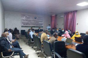 Atelier de sensibilisation sur l'importance de l'utilisation de données satellitaires au profit des différents usagers du milieu marin